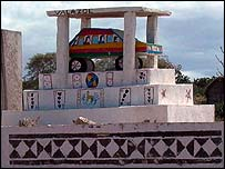 A Malagasy Tomb