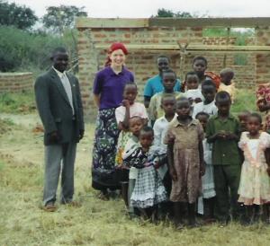 But when in Kenya, wear it as a skirt!